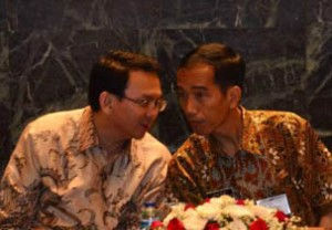 Ilustrasi Komunikasi Antar Pribadi: Jokowi dengan Ahok. Sumber Foto: http://berita.plasa.msn.com